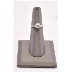20RPS-14 PLATINUM DIAMOND RING