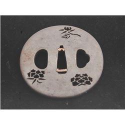 20FC-11 JAPANESE SAMURAI TSUBA