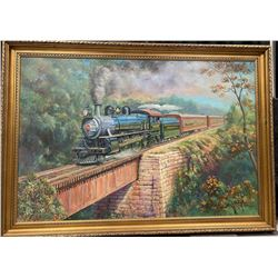 20FN-1 TRAIN PAINTING