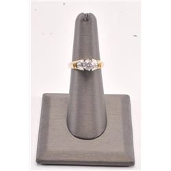 20RPS-12 PLATINUM DIAMOND RING