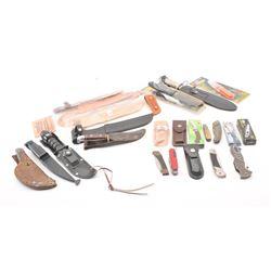 20FN-7 KNIFE LOT