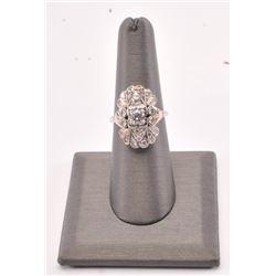 20RPS-11 VINTAGE DIAMOND RING