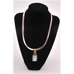20RP-S26 STERLING SILVER PENDANT