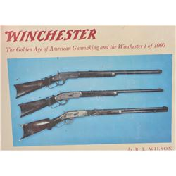 20FC-18 THE WINCHESTER 1 OF 1000 BOOK