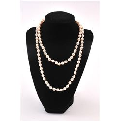 20RPS-43 BAROQUE PEARL NECKLACE