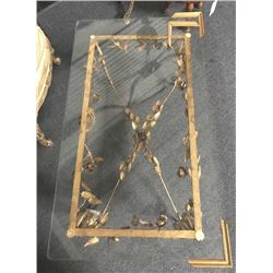 20MOK-5 GOLD GILT TABLE