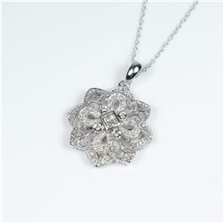 20CAI-44 DIAMOND PENDANT