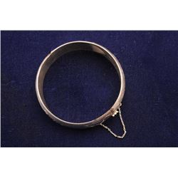 20RPS-58 STERLING SILVER BANGLE