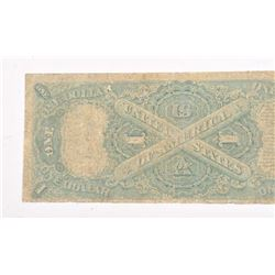 1876 COLUMBIAN BANK NOTE