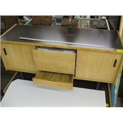 MATCHING CREDENZA