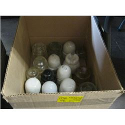 BOX OF INSULATORS