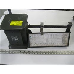 TRINER SCALE - 2 LB CAPACITY (POSTAL SCALE)
