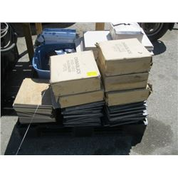 PALLET OF ASSORTED TILE