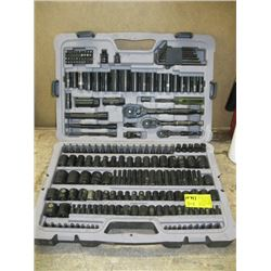 STANLEY CASED TOOL SET