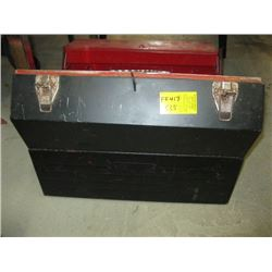 TOOLBOX WITH ASSORTED TOOLS