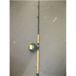 SEA KING 9' DOWN RIGGER ROD WITH A SEA KING 120 REEL
