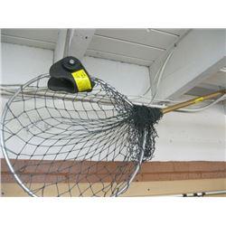 NET & FISHING ROD HOLDER