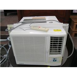 SIMPLICITY 7300 BTU WINDOW MOUNT AIR CONDITIONER WITH REMOTE