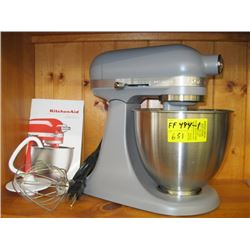 KITCHENAID ARTISIAN MINI MIXER (AS NEW)