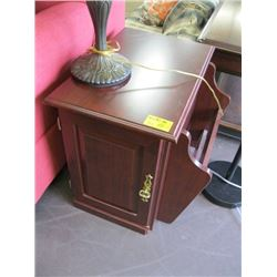 PR OF MAGAZINE END TABLES