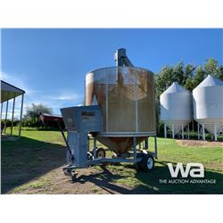M & W BATCH GRAIN DRYER