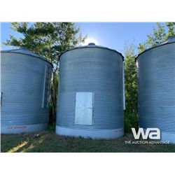 TWISTER 7 RING X 14 FT. GRAIN BIN