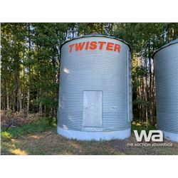 TWISTER 5 RING X 14 FT. GRAIN BIN