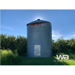 TWISTER 6 RING X 14 FT. GRAIN BIN
