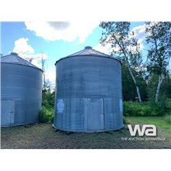 WESTEEL 5 RING X 14 FT. GRAIN BIN