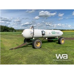 1986 WESTEEL 1,250 GAL. NH3 WAGON