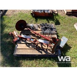 DISC MARKERS & PLOW SHEARS