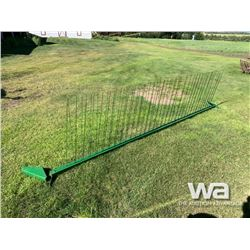 JOHN DEERE WIND SCREEN HOLD DOWN FINGERS