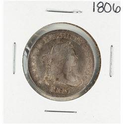 1806 Draped Bust Quarter Coin
