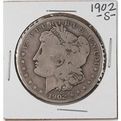 1902-S $1 Morgan Silver Dollar Coin