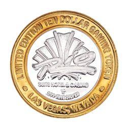 .999 Silver Rio Suite Hotel & Casino Las Vegas $10 Casino Limited Edition Gaming Token