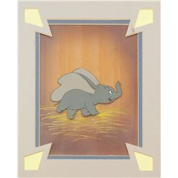 Original Dumbo Production Cel.