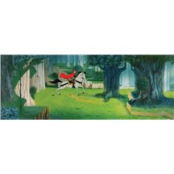 Original Prince Phillip Production Cel.