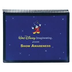 Walt Disney Imagineering Show Awareness Guide.