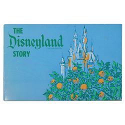 """The Disneyland Story"" Cast Member Booklet."