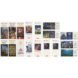 Walt Disney Company Quarterly Reports.