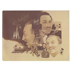 Walt Disney Book of Quotes & Photos.