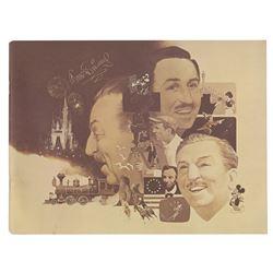 Walt Disney Book of Quotes & Photos.