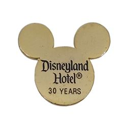 Disneyland Hotel 30th Anniversary VIP Pin.