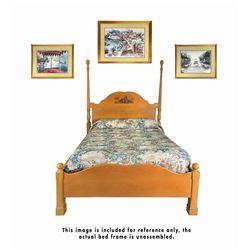 Disneyland Hotel Bed Frame & Room Decor.