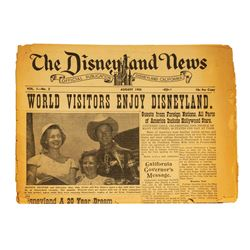 The Disneyland News Vol. 1 No. 2.