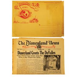 The Disneyland News Vol. 1 No. 3.