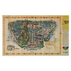 45th Anniversary 1958-A Map Reproduction.