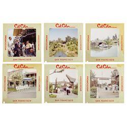Collection of (18) Medium Format Disneyland Slides.