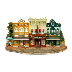 Lilliput Lane Main Street Cinema Model.