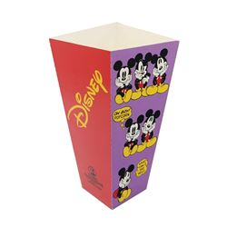 Mickey Mouse Disneyland Popcorn Box.
